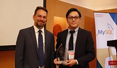 MySQL Partner of the Year 2019受賞