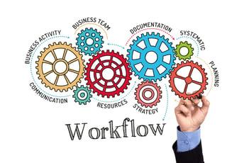 ワークフローシステム導入で面倒な申請作業が楽になる!仕組みを解説